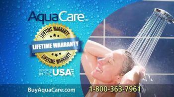 AquaCare TV Spot, 'A Great Shower' - Thumbnail 8