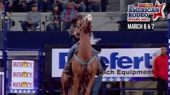The American Rodeo TV Spot, 'Star Power: Barrel Racers' - 16 commercial airings