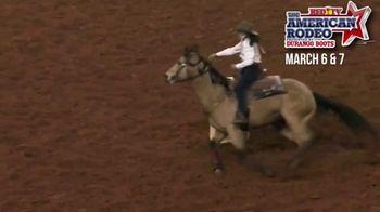 The American Rodeo TV Spot, 'Star Power: Barrel Racers' - Thumbnail 2