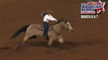 The American Rodeo TV Spot, 'Star Power: Barrel Racers' - Thumbnail 3