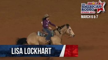 The American Rodeo TV Spot, 'Star Power: Barrel Racers' - Thumbnail 4