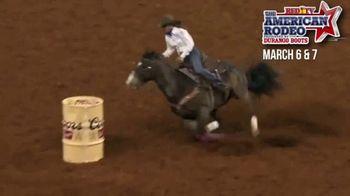 The American Rodeo TV Spot, 'Star Power: Barrel Racers' - Thumbnail 6