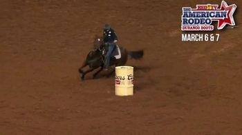 The American Rodeo TV Spot, 'Star Power: Barrel Racers' - Thumbnail 7