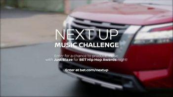 Nissan Pathfinder TV Spot, 'Just Blaze Next Up Music Challenge' Featuring Just Blaze [T1] - Thumbnail 4