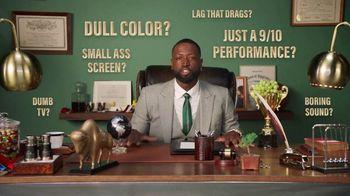 Hisense TV Spot, 'Big Games Deserve Big Time TVs' Featuring Dwyane Wade - Thumbnail 1