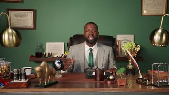 Hisense TV Spot, 'Big Games Deserve Big Time TVs' Featuring Dwyane Wade - Thumbnail 4