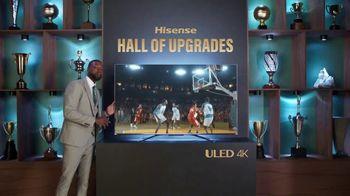 Hisense TV Spot, 'Big Games Deserve Big Time TVs' Featuring Dwyane Wade - Thumbnail 7