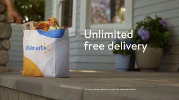 Walmart+ TV Spot, 'Without Fail'