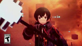 Scarlet Nexus TV Spot, 'Teamwork'