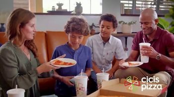 CiCi's Giant Pizzas TV Spot, 'Starting at $10.99'