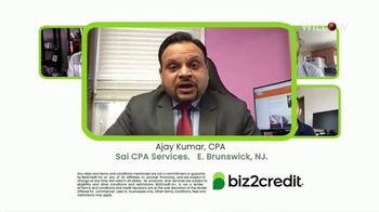 Biz2Credit TV Spot, 'Affected by Coronavirus: Gaurav Sarkar'