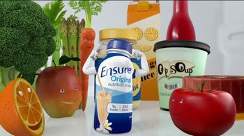 Ensure Complete TV Spot, 'On A Mission: 30g of Protein'