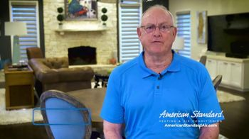 American Standard TV Spot, 'Long Hot Summer and Short Cold Winter' Featuring Nolan Ryan