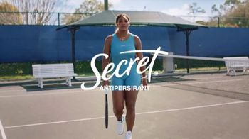 Secret TV Spot, 'All Strength' Featuring Serena Williams, Song by Jessie Reyez - Thumbnail 2