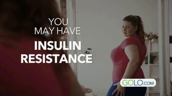 GOLO TV Spot, 'Insulin Resistance'