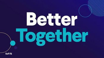 SoFi TV Spot, 'Better Together: Brand' Song by Fitz & the Tantrums