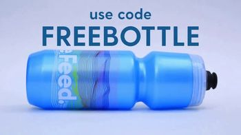 The Feed TV Spot, 'A Cheeky Move: Free Water Bottle' - Thumbnail 10