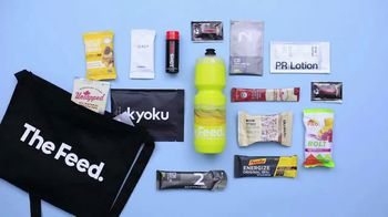 The Feed TV Spot, 'A Cheeky Move: Free Water Bottle' - Thumbnail 6