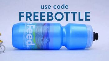 The Feed TV Spot, 'A Cheeky Move: Free Water Bottle' - Thumbnail 9