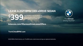 BMW TV Spot, 'The Ultimate Sedan Collection' [T2] - Thumbnail 9