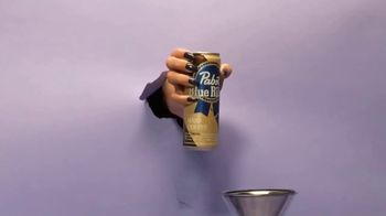 Pabst Blue Ribbon Hard Coffee TV Spot, 'Perfect Pour'