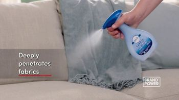 Febreze Fabric Refresher TV Spot, 'Brand Power: Last Night's Dinner' - Thumbnail 7