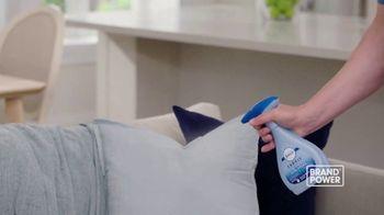 Febreze Fabric Refresher TV Spot, 'Brand Power: Last Night's Dinner' - Thumbnail 9