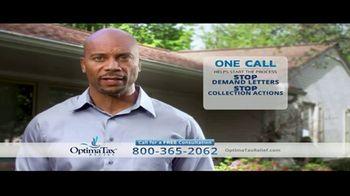 Optima Tax Relief Fresh Start Initative TV Spot, 'Options' - Thumbnail 3