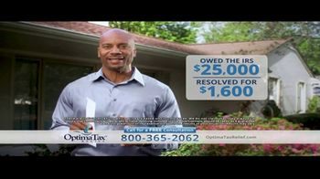 Optima Tax Relief Fresh Start Initative TV Spot, 'Options' - Thumbnail 6