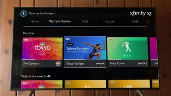 XFINITY X1 TV Spot, 'Ready for the 2020 Tokyo Olympics' - Thumbnail 3