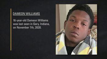 National Center for Missing & Exploited Children TV Spot, 'Dameon Williams' - Thumbnail 2