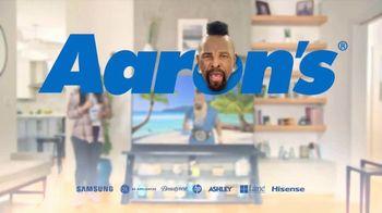 Aaron's TV Spot, 'The Aa Team: Flatscreen' Featuring Mr. T - Thumbnail 10