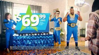 Aaron's TV Spot, 'The Aa Team: Flatscreen' Featuring Mr. T - Thumbnail 5