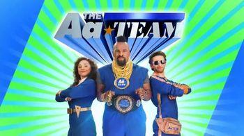 Aaron's TV Spot, 'The Aa Team: Flatscreen' Featuring Mr. T