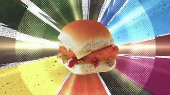 White Castle Chicken Fajita Slider TV Spot, 'The Right Hot' - Thumbnail 2