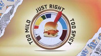 White Castle Chicken Fajita Slider TV Spot, 'The Right Hot' - Thumbnail 3