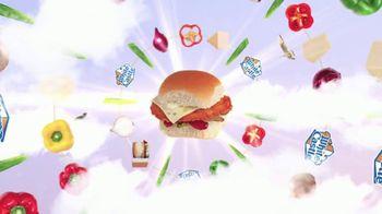 White Castle Chicken Fajita Slider TV Spot, 'The Right Hot' - Thumbnail 4