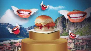 White Castle Chicken Fajita Slider TV Spot, 'The Right Hot' - Thumbnail 6