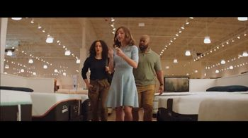 Havertys TV Spot, 'Tina & Tim: $500 Off on TEMPUR-BREEZE' - 13 commercial airings