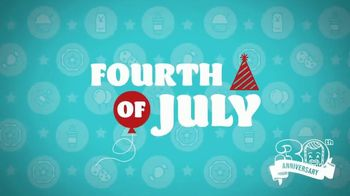 Bob's Discount Furniture 30th Anniversary TV Spot, 'Fourth of July: Zoom Call' - Thumbnail 4