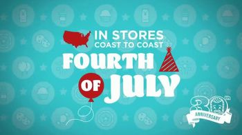 Bob's Discount Furniture 30th Anniversary TV Spot, 'Fourth of July: Zoom Call' - Thumbnail 5
