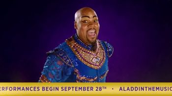 Aladdin the Musical TV Spot, 'Your Broadway Wish is Back: Ticketmaster Fees'