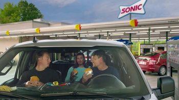 Sonic Drive-In Crave Cheeseburger TV Spot, 'Cravings' - Thumbnail 1