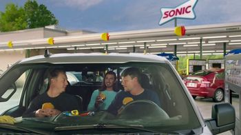 Sonic Drive-In Crave Cheeseburger TV Spot, 'Cravings' - Thumbnail 3