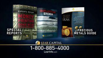 Lear Capital TV Spot, 'Much Higher: $5,000 Bonus'