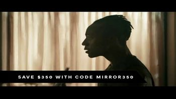 Mirror TV Spot, 'You're Not Alone: Save $350' Song by NVDES - Thumbnail 4