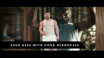 Mirror TV Spot, 'You're Not Alone: Save $350' Song by NVDES - Thumbnail 5