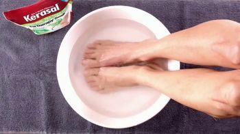 Kerasal Foot Therapy Soak TV Spot, 'Achy, Tired and Dry Feet' - Thumbnail 6