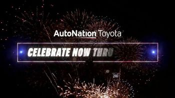 AutoNation Toyota TV Spot, '4th of July: Arriving Daily' - Thumbnail 3