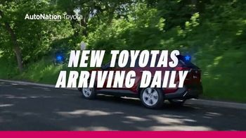 AutoNation Toyota TV Spot, '4th of July: Arriving Daily' - Thumbnail 5